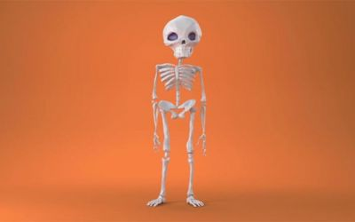 being-a-skeleton