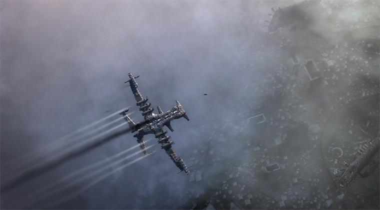 Der automatisierte Krieg fortress