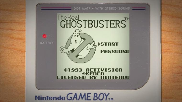 Alle Gameboy-Startbildschirme