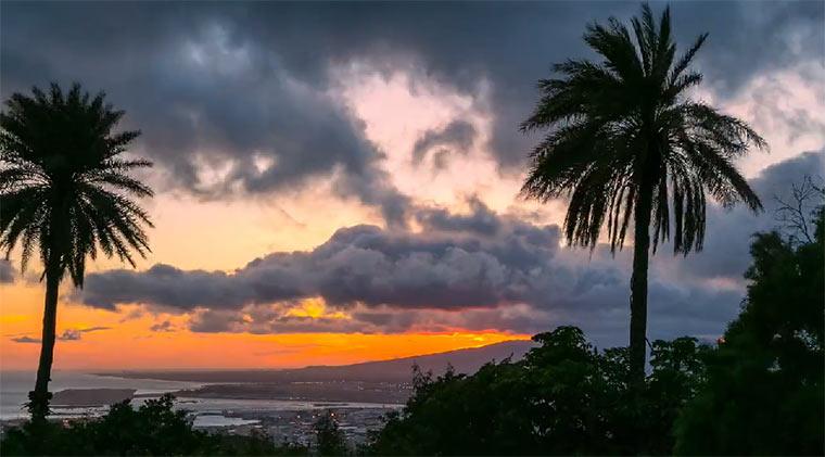 Timelapse: Hawai'i hawaii_timelapse
