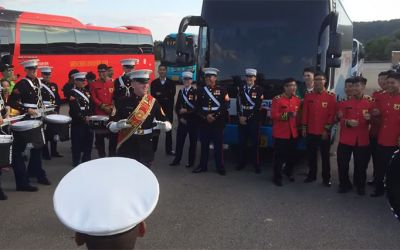 military_drum_battle