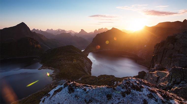 Timelapse: Norwegen norway_timelapse