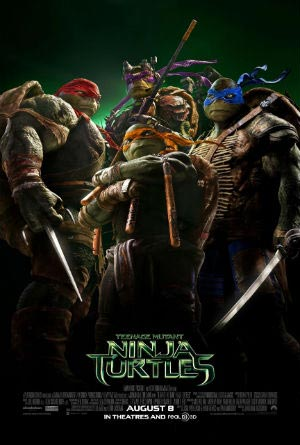 Review: Teenage Mutant Ninja Turtles