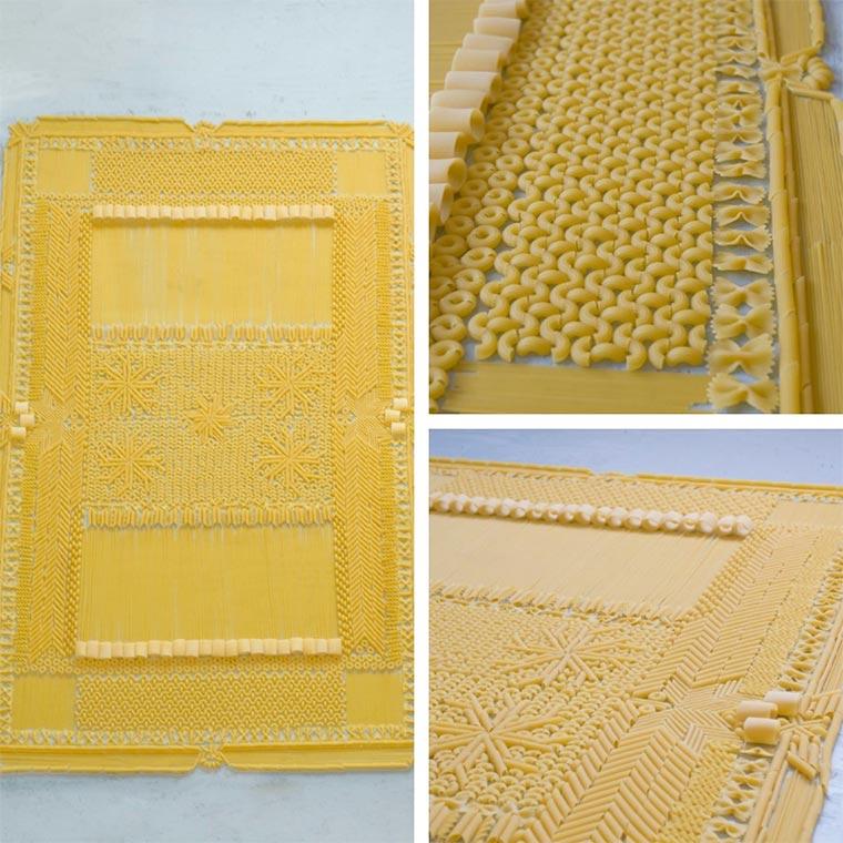 Teppiche aus Alltagsgegenständen wemakecarpets_07