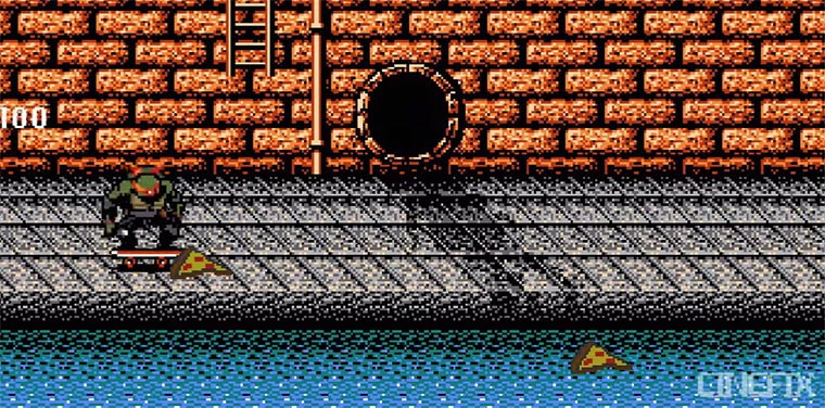 8-Bit Cinema: Teenage Mutant Ninja Turtles 8-bit_turtles