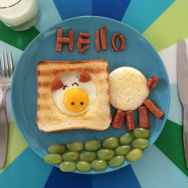 Kreative Frühstücks-Arrangements Anne_Wydia_05