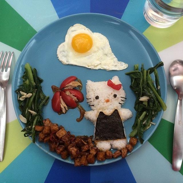 Kreative Frühstücks-Arrangements Anne_Wydia_06