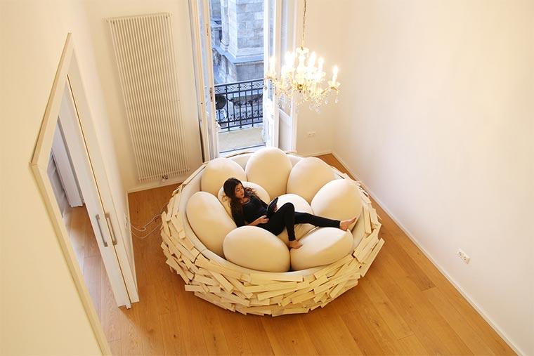 Ins gemachte Nest legen Giant_Birdsnest_02