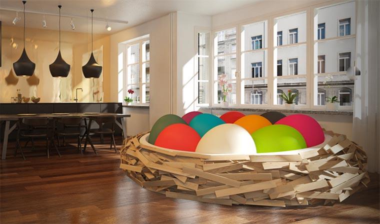 Ins gemachte Nest legen Giant_Birdsnest_04