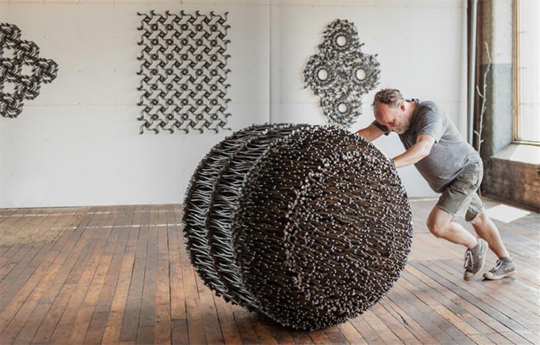 Nagel-Skulpturen John_Bisbee_10
