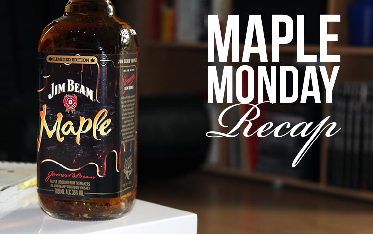 Maple Mondays: die Gewinner Maple-Monday_Recap