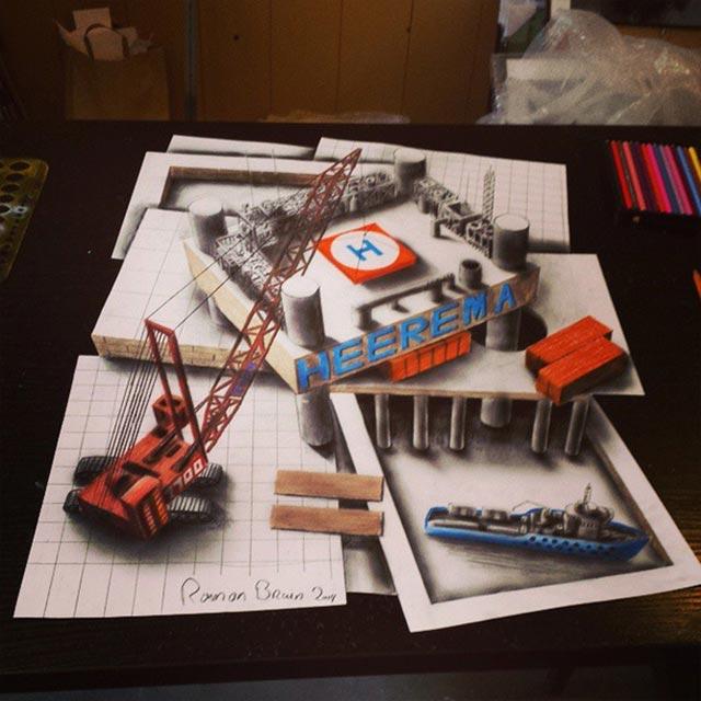 Vielschichtige 3D-Zeichnungen Multi-layered-illusions_04