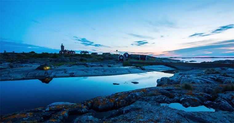 Timelapse: Nordic Light Nordic_Light