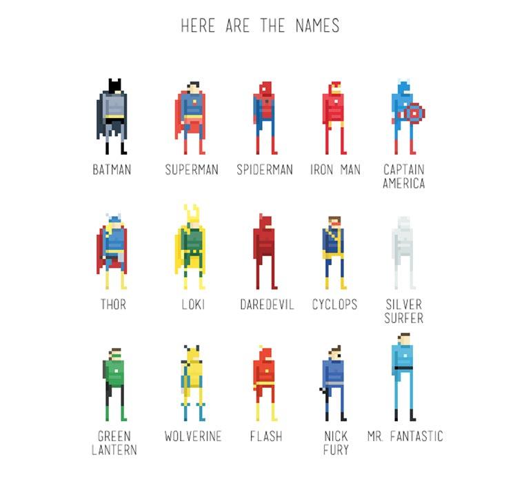 Pixel Superheroes Pixel_Super-Heroes_10