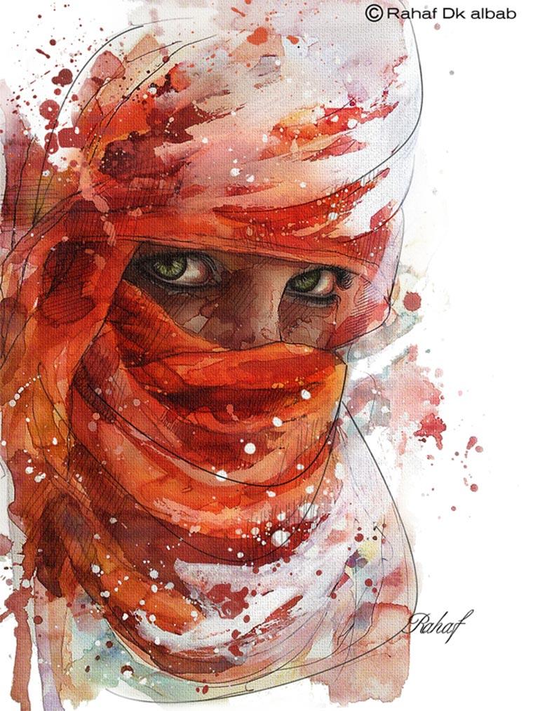 Illustration: Rahaf Dk Albab Rahaf_Dk_Albab_05