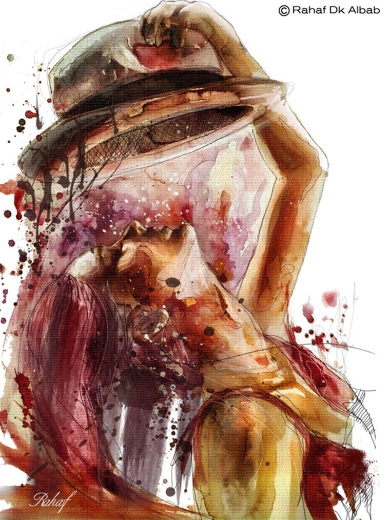 Illustration: Rahaf Dk Albab Rahaf_Dk_Albab_07
