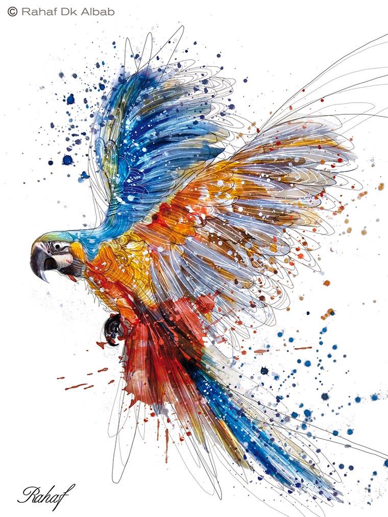 Illustration: Rahaf Dk Albab Rahaf_Dk_Albab_08