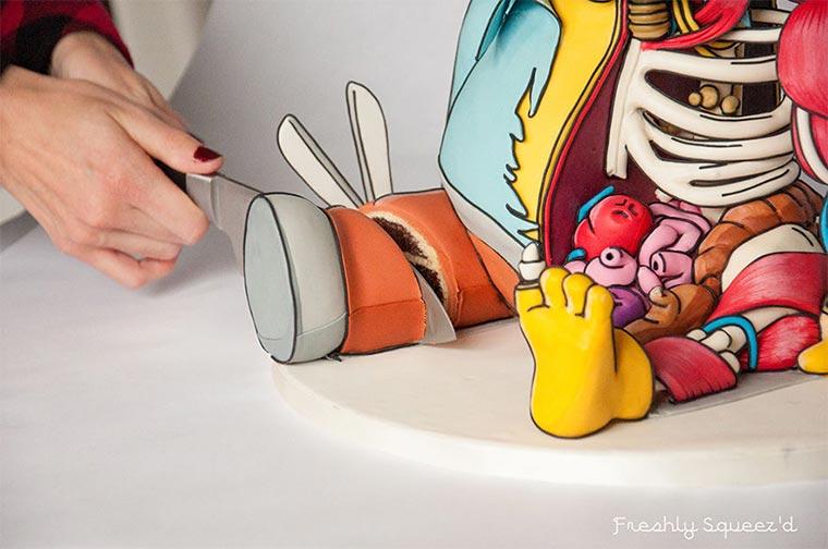 Ralph Wiggum Anatomy Cake Ralph-Wiggum_Cake_09