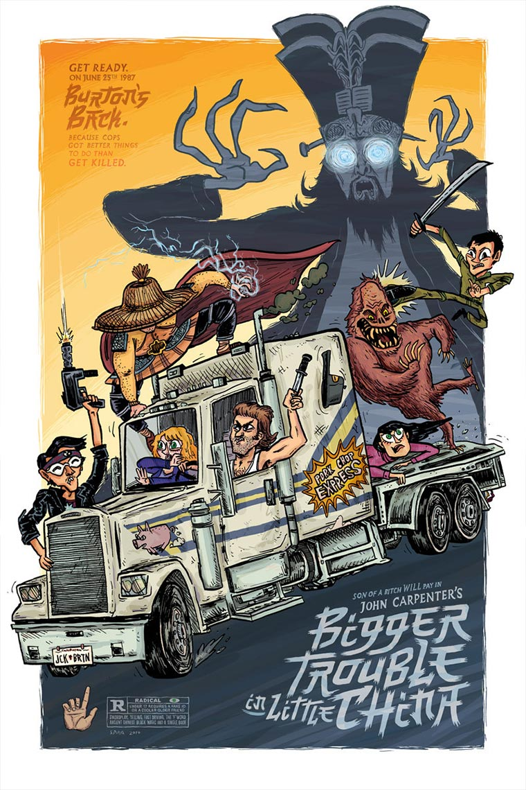 Plakate zu fiktiven Film-Sequels SEQUEL_05