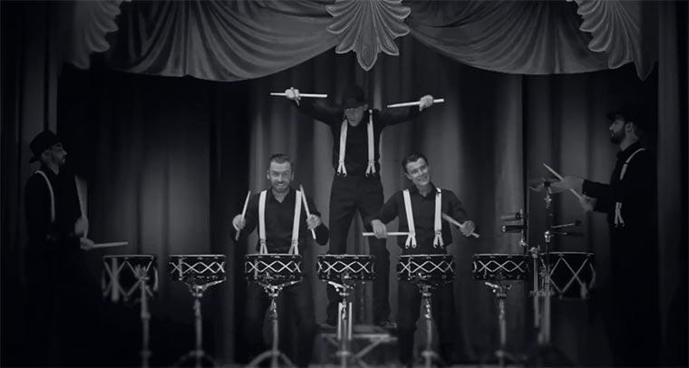 Schlagzeugmafia_Puppenspieler