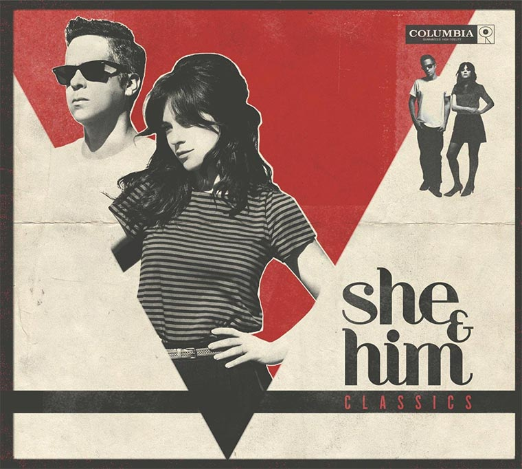 Prelistening: She & Him - Classics She-and-Him_Classics