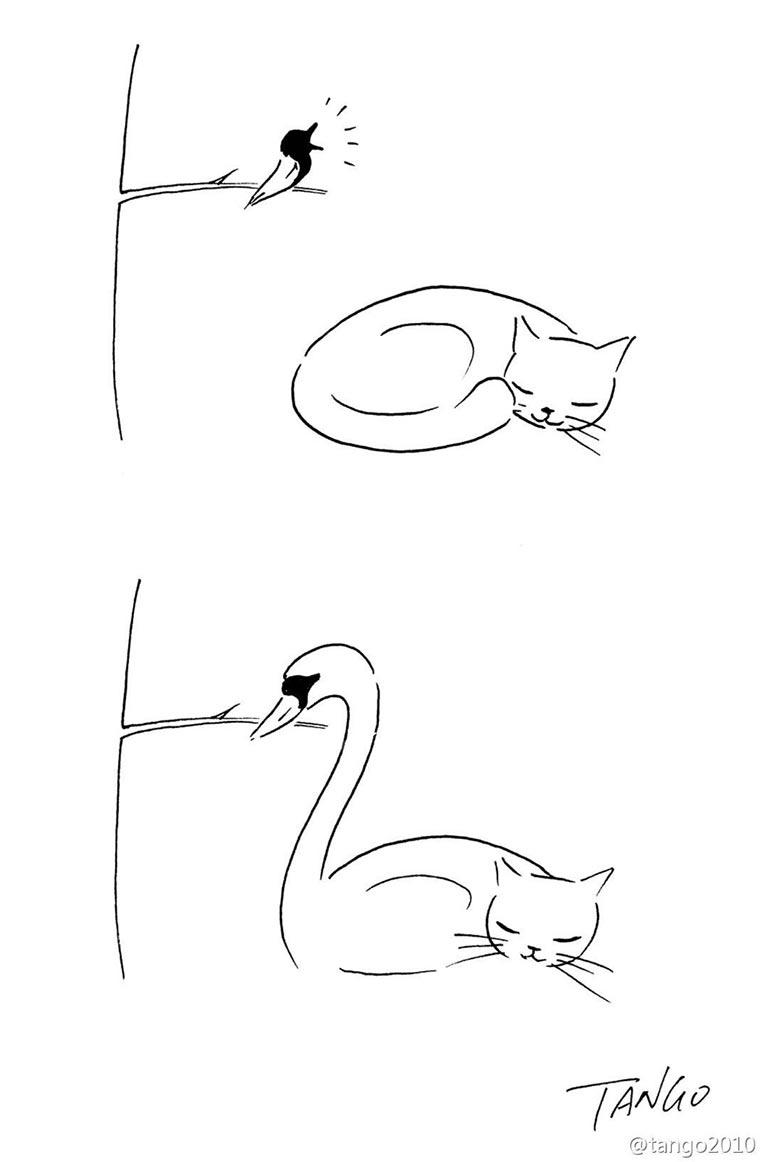 kreative Zeichnungen von Tango Tango_04