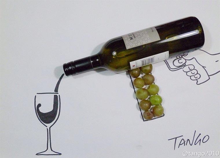 kreative Zeichnungen von Tango Tango_08