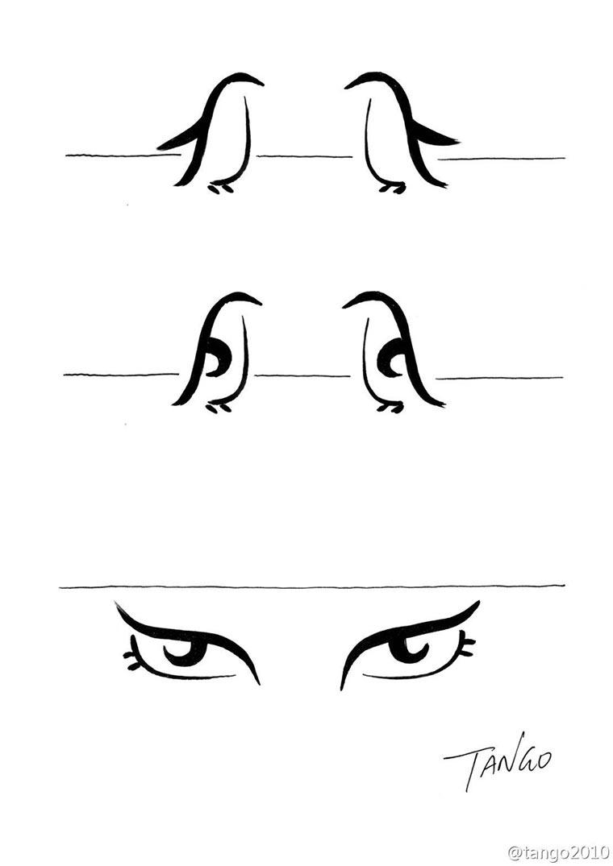 kreative Zeichnungen von Tango Tango_09