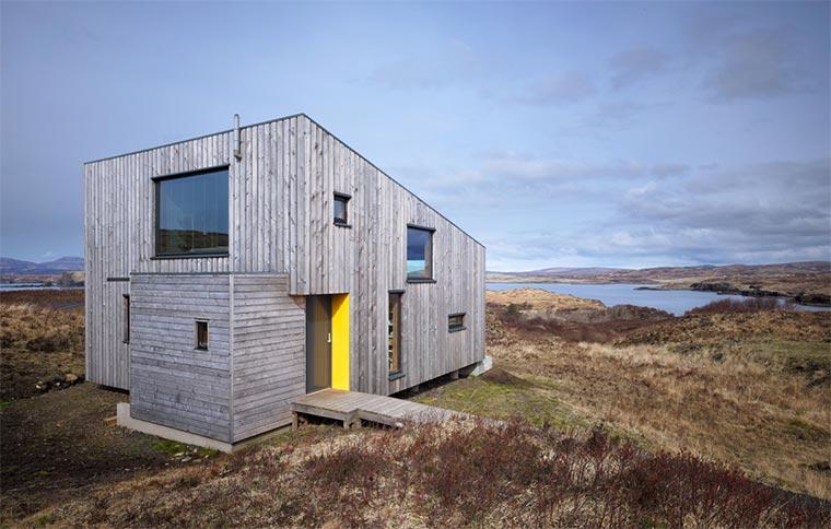 Kompakte Inselhütte The_Hen_House_01