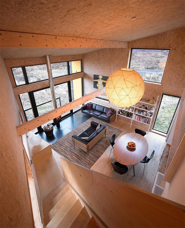 Kompakte Inselhütte The_Hen_House_04