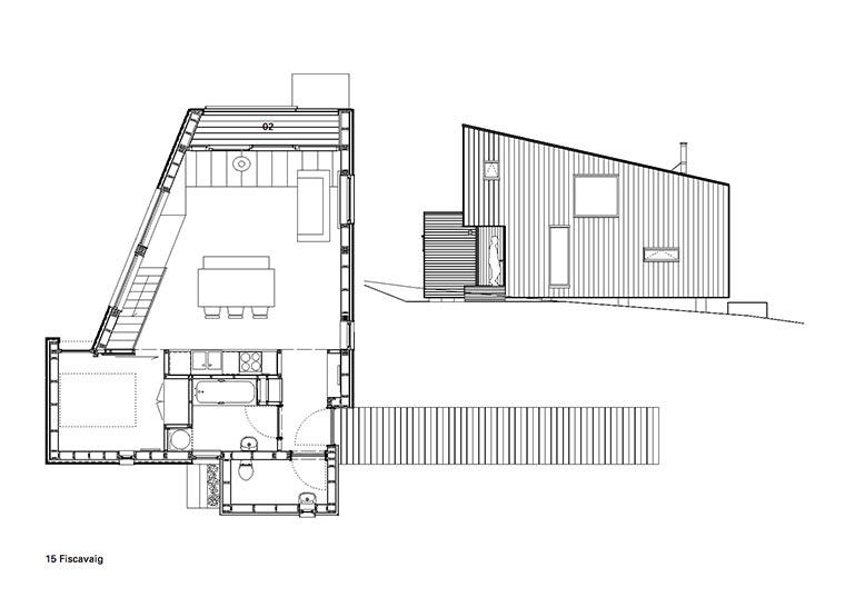 Kompakte Inselhütte The_Hen_House_05