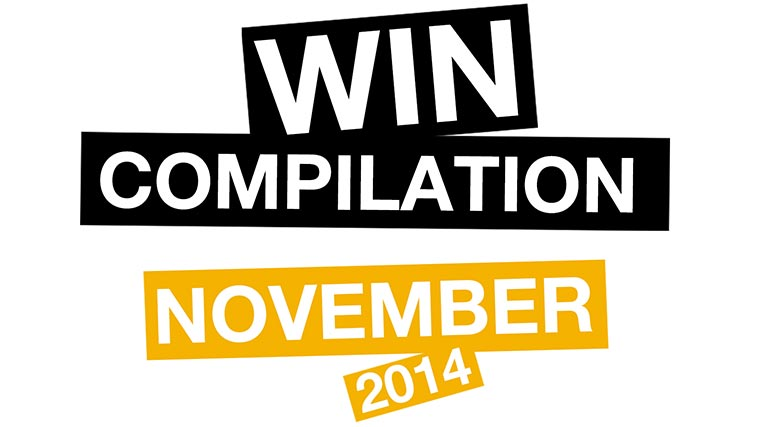 WIN Compilation – November 2014 WIN-Compilation_2014-11_Screen_00