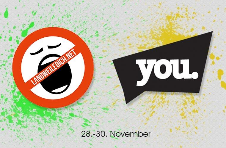 10x2 Tickets für die YOU Dortmund! YOU-Dortmund-2014