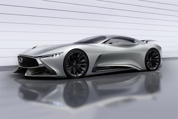 Infiniti Gran Turismo Concept Car