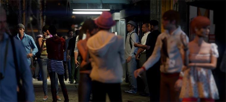 Die Schönheit von GTA V Los-Santos-by-night