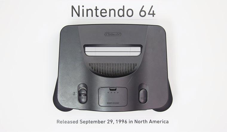 N64-Fakten