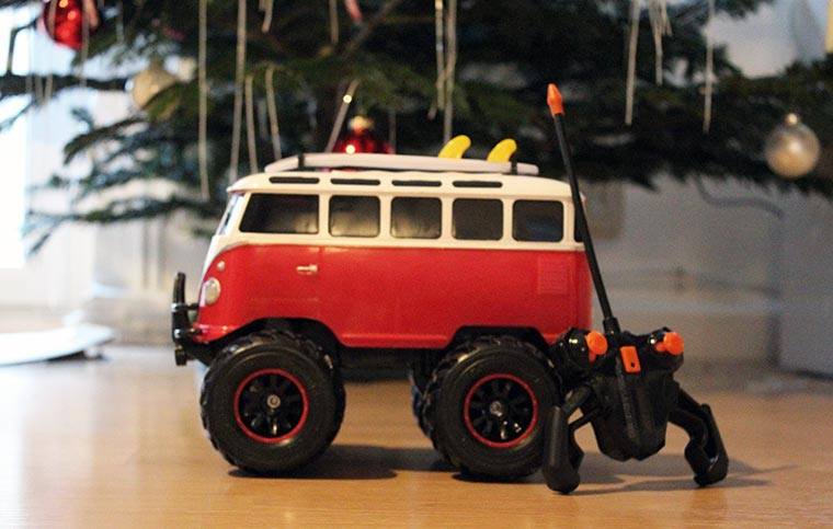 Ferngesteuerter VW T1-Bus von Dickie Toys RC-WV-T1_Wheely-Bus_011