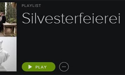 Silvester_Playlist