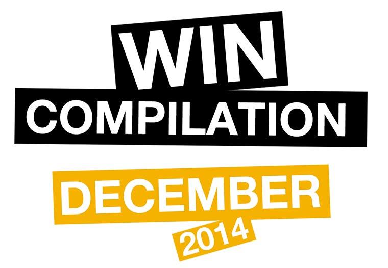 WIN Compilation – Dezember 2014