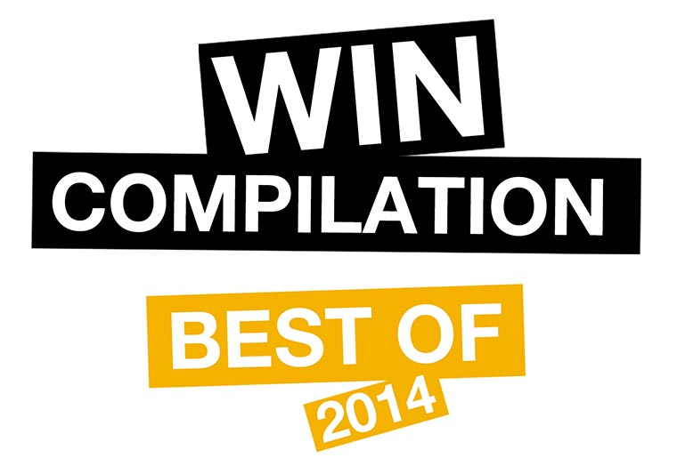 Win Compilation - Best of 2014 WIN_2014-bestof