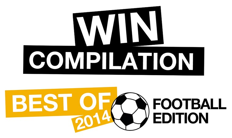 WIN Compilation - Best of Football 2014 WIN_2014-bestoffootball_01
