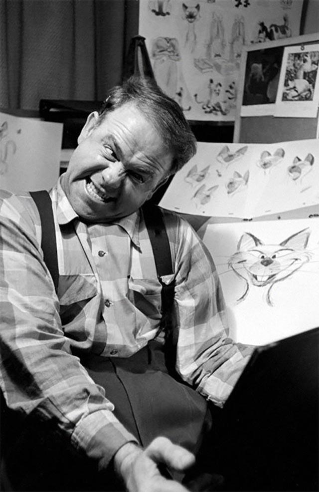 Disney-Zeichner checken Mimik im Spiegel disney_mirror_02