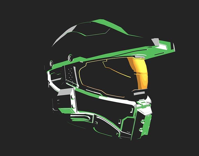 Ikonische Helmdesigns