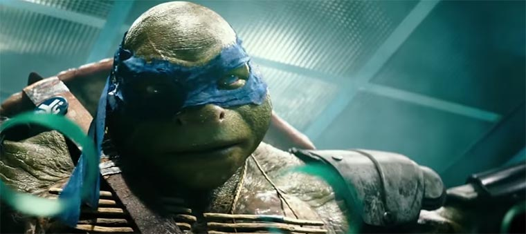 Honest Trailer: Teenage Mutant Ninja Turtles