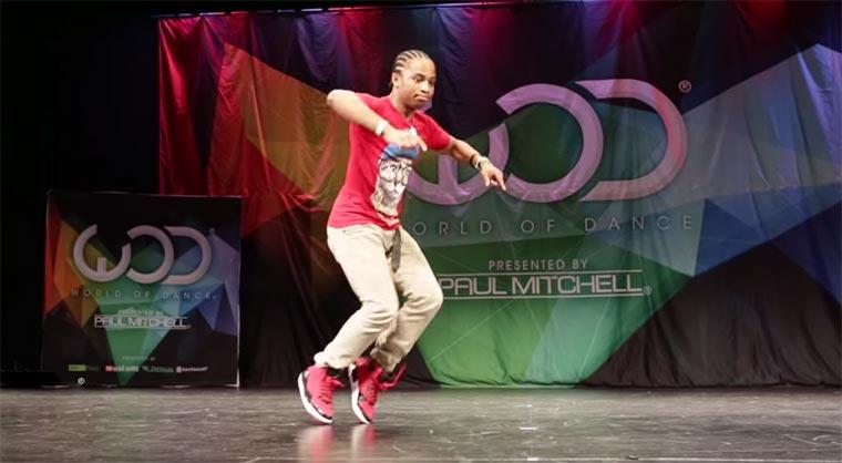 Awesome Dancer: Fik-Shun Stegall Fik-Shun