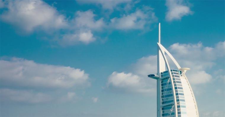 Timelapse: Dubai HK-x-Dubai