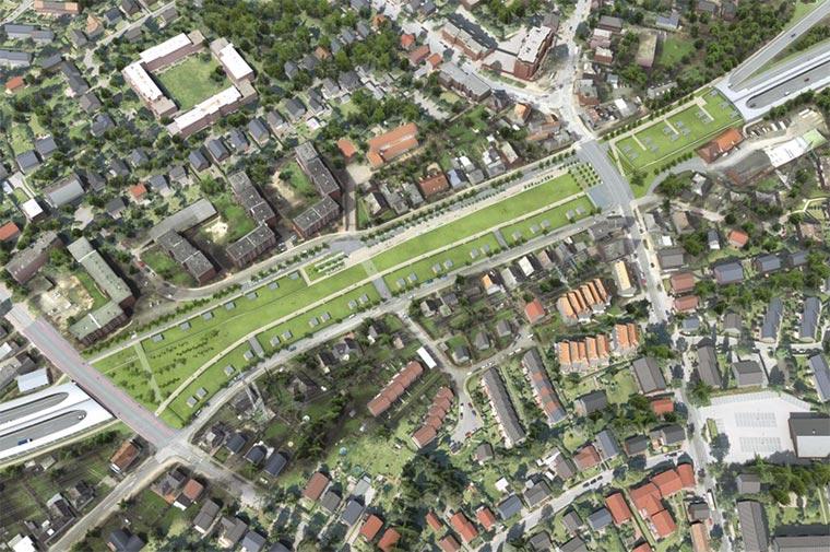 Hamburg überdacht die A7 mit Parks Hamburger-Deckel_03