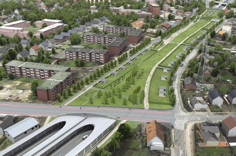 Hamburg überdacht die A7 mit Parks Hamburger-Deckel_04