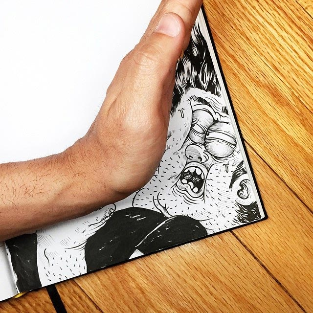 Zeichner vs. Zeichnung Interactions_Alex-Solis_04