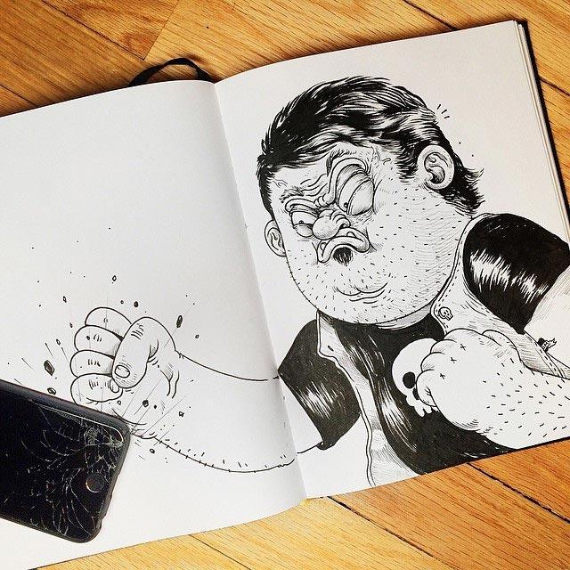 Zeichner vs. Zeichnung Interactions_Alex-Solis_06